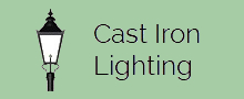 cast iron lighting